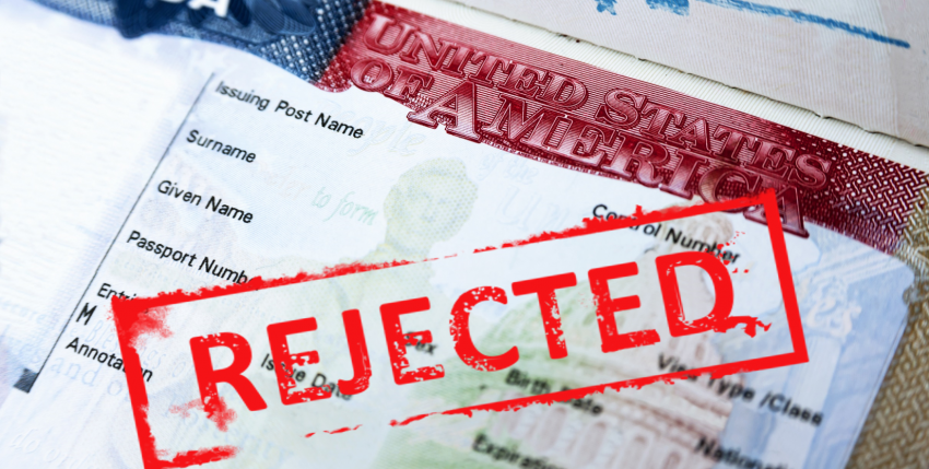 US Visa Refusal Letter and What to Do