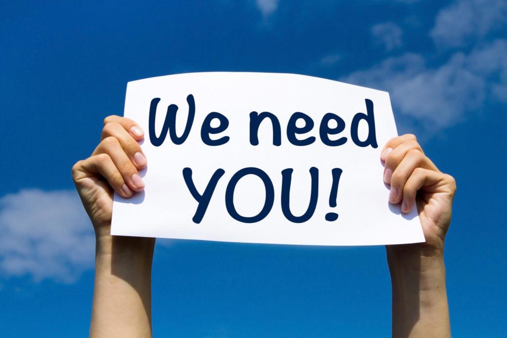 SFPCI Naturalization Workshop 9/7/19 - VOLUNTEERS NEEDED