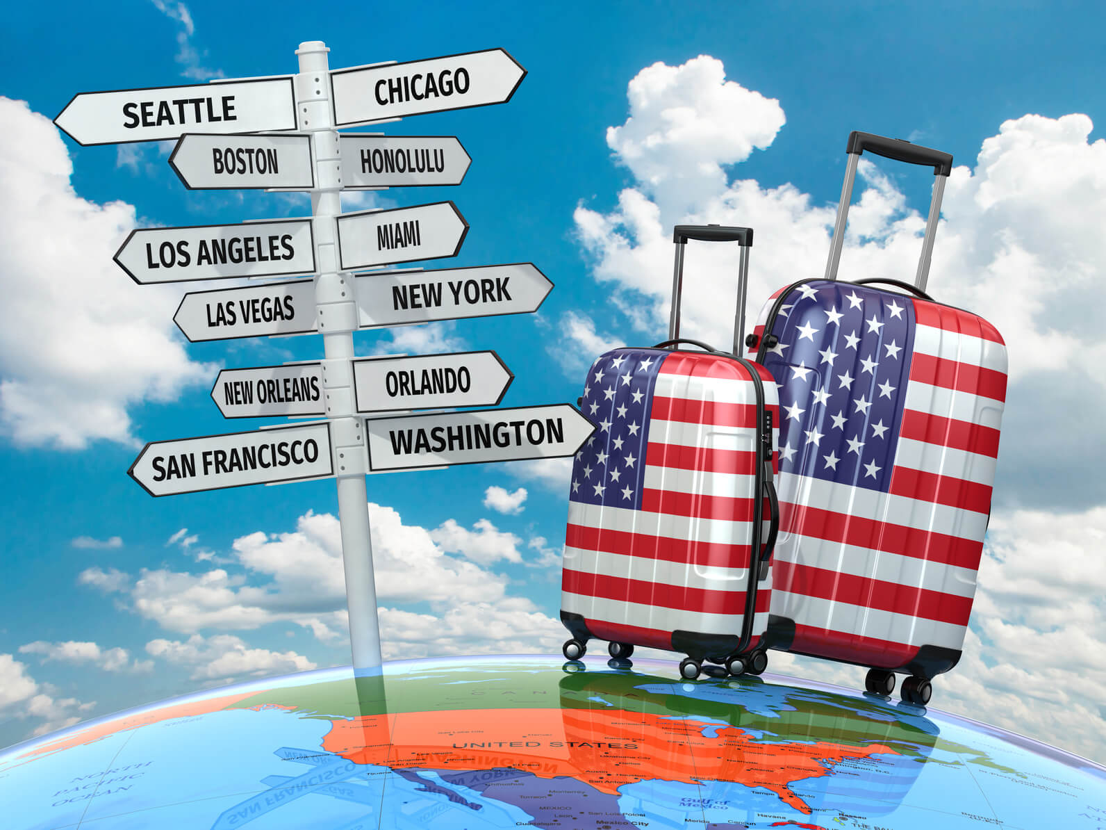 4 ways to move to America