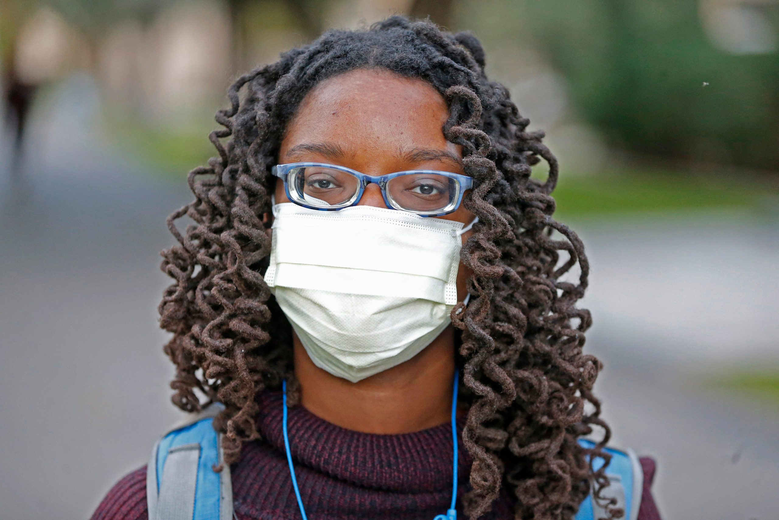 New Cases and Clogged the Courts at the Peak of the Pandemic