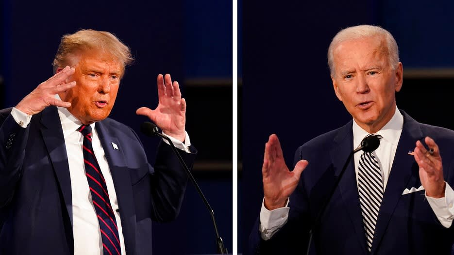 Trump vs. Biden race to dictate fate of U.S. immigration for years to come