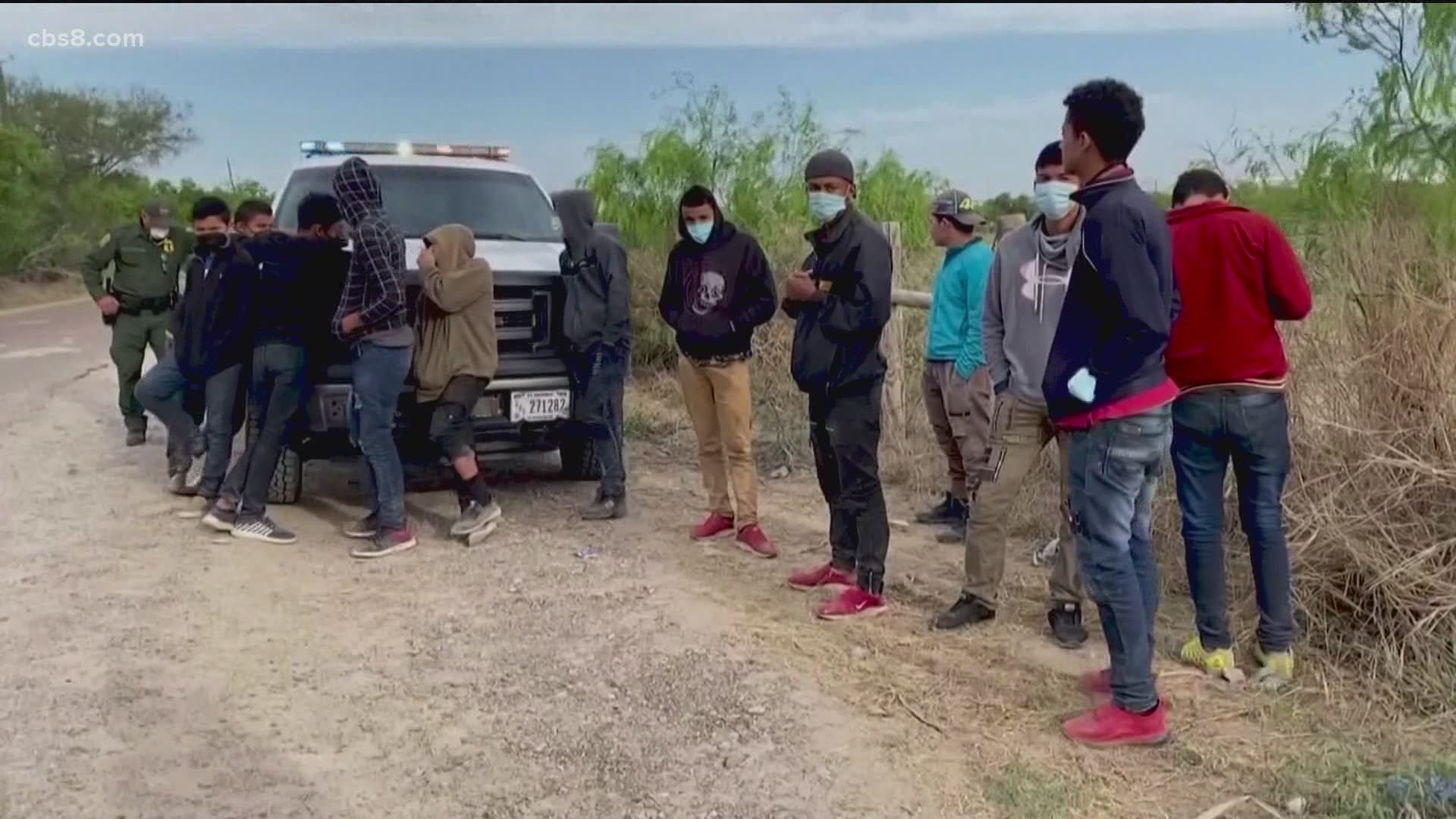 Migrants freed without court notice — sometimes no paperwork 1