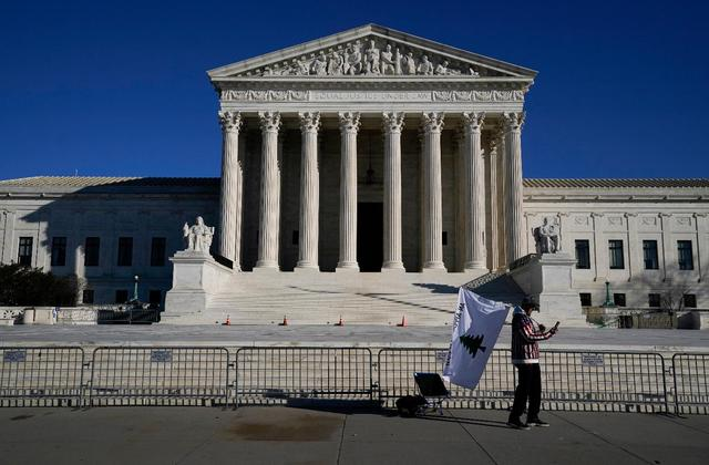 Supreme Court to hear arguments in case that could allow green cards for thousands who entered US illegally